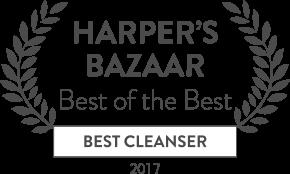 Harper's Bazaar - Best Cleanser