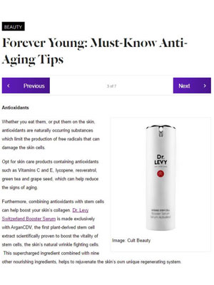 Elite Traveler - Forever Young: Must-Know Anti Aging Tips