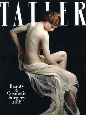 Tatler Magazine Beauty and Cosemetic Surgery - March 2018 - Magic Mask